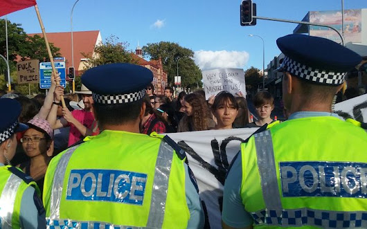 Corrections not welcome at Auckland Pride Parade