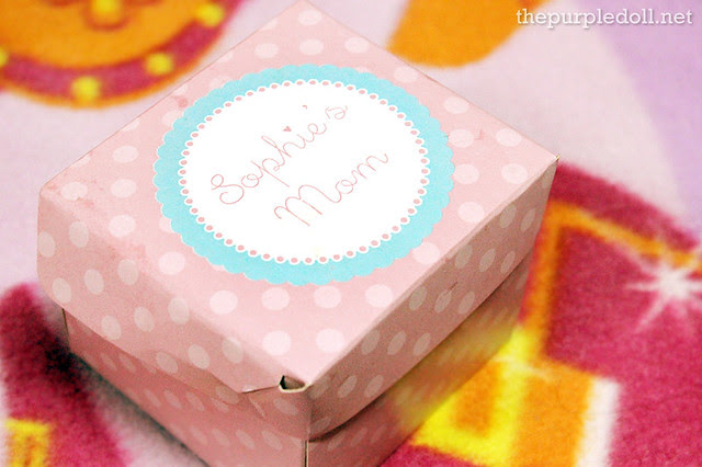 Sophie's Mom Cupcakes