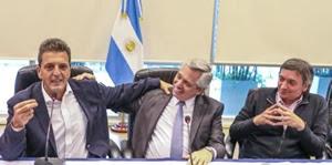 Segundo Gobierno Portocéntrico