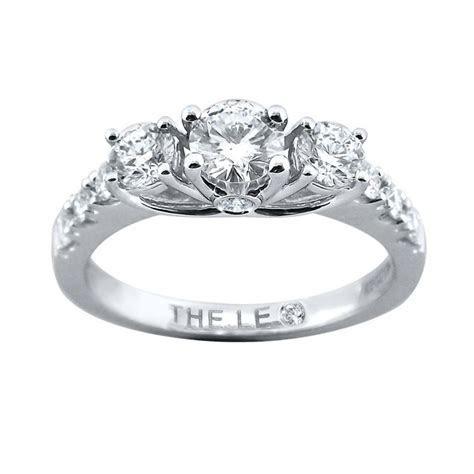 Three Stone Engagement Rings   Kay jewelers engagement