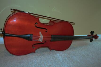 Stentor II 3/4 Cello with Jargar Strings | Other Musical Instruments | Gumtree Australia Manningham Area - Doncaster East | 1035231813