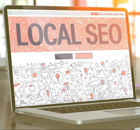 It's All in the Local SEO - Zen Den Web Design