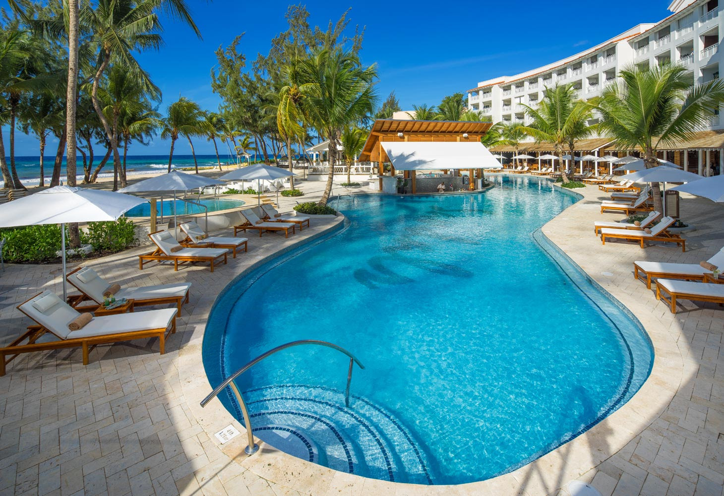 Sandals Barbados  AllInclusive Barbados Resort Vacation