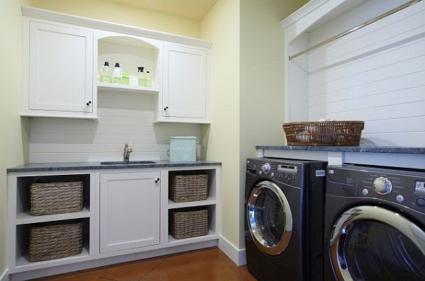 Top Laundry Room Storage Ideas