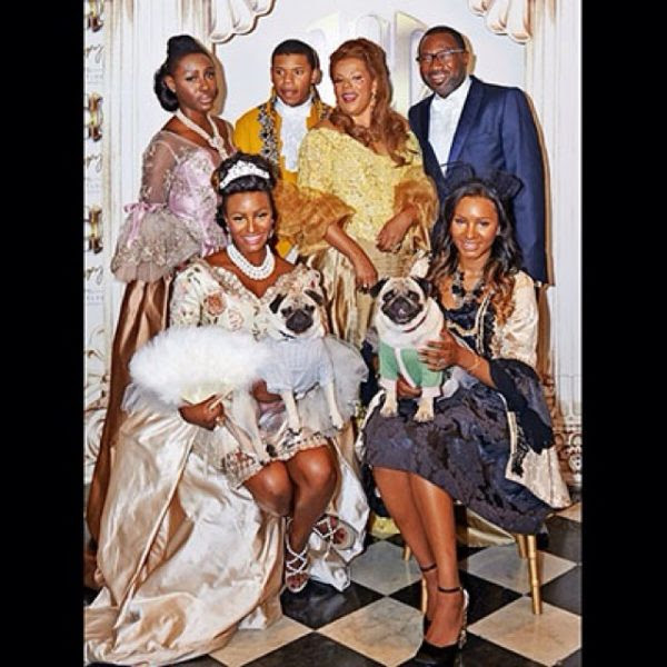 DJ Cuppy - Femi Otedola's Daughter - Marie Antoinette Party 17