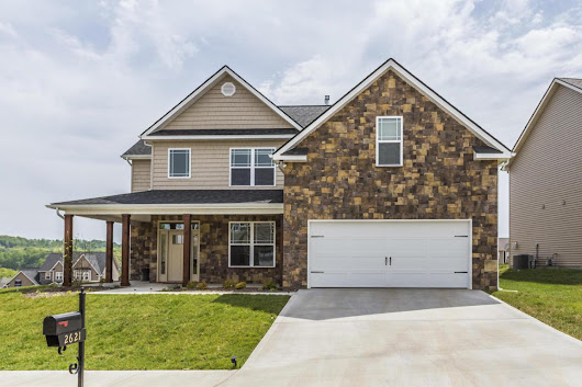 2621 Turkey Trot Lane , Knoxville, TN 37932 (#961945) :: Billy Houston Group