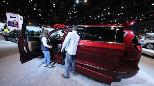 Steel shows off what's new at Chicago Auto Show