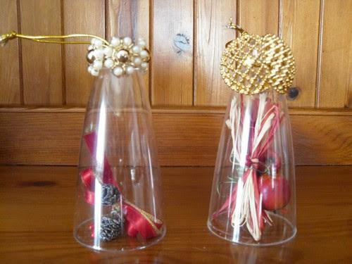 Agenda di margherita decorazioni campane per l 39 albero di for Decorazioni albero di natale fai da te