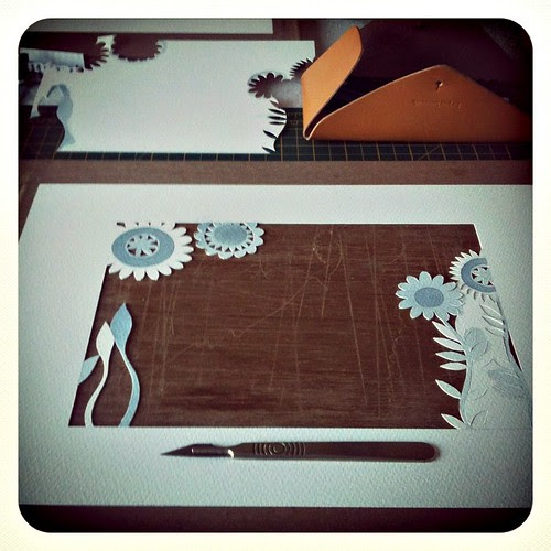 paper-cutting-in-progress