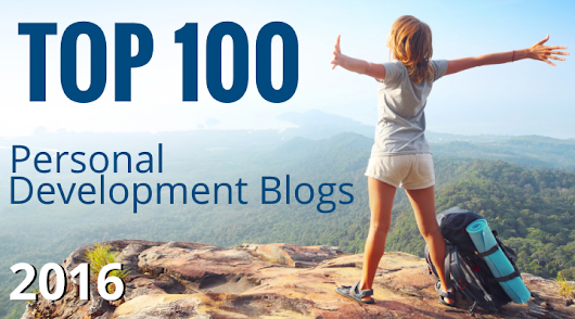Top 100 Personal Development Blogs 2016 - The Start of Happiness