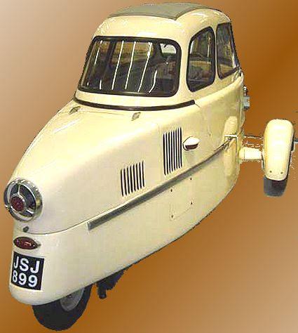 Veículo de 3 rodas
