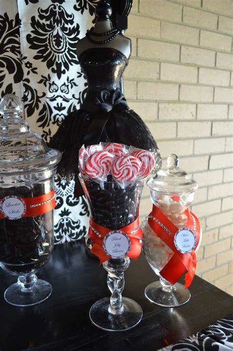 Burlesque Birthday Party Ideas   Photo 1 of 25   Catch My