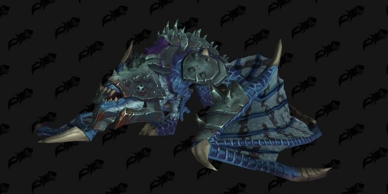 Wow Battle For Azeroth So Sehen Die Neuen Gladiator Pvp Mounts Aus