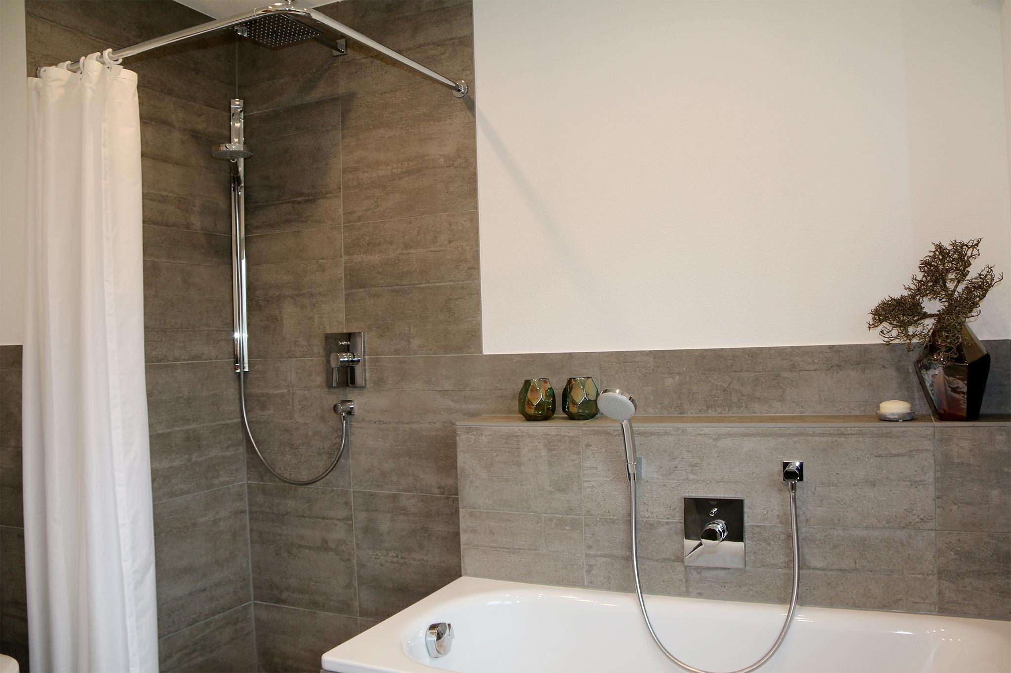Wohndesign Badezimmer Dusche Modern