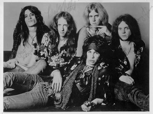 Music Diary for today (6th November): In 1970 Aerosmith played their first gig ever!  #Aerosmith #StevenTyler...