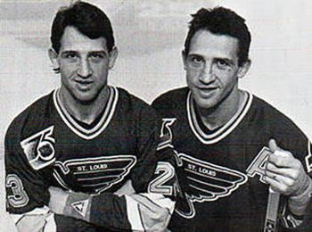 Rich and Ron Sutter, Rich and Ron Sutter