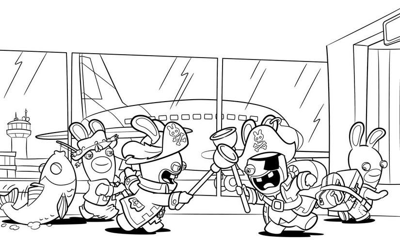 I più condivisi! √ Disegni Da Colorare Mario Rabbids ...