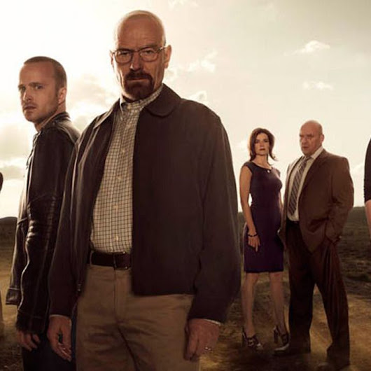 See the Poetic Teaser for Breaking Bad's Finale