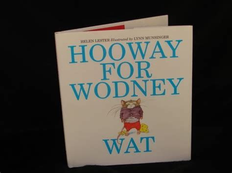 The Toy Bag: Reviews of Books & Toys for Babies, Toddlers, & Young Children: Hooway for Wodney