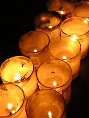 yartzeit candles2
