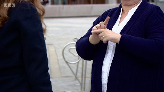 Plans for sign language use in daily life