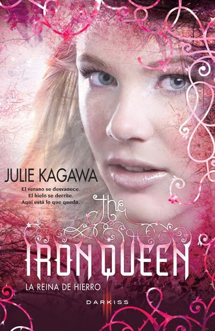 The Iron Queen: La Reina de Hierro (The Iron Fey, #3)