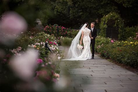 Stone Mill Wedding Photography At The NYBG   Lili & Maciei?s