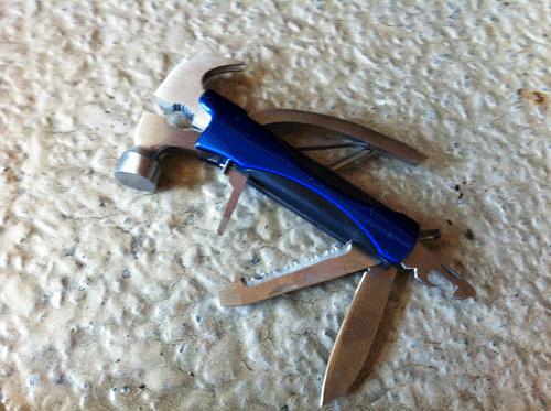 Multi-tool Hammer