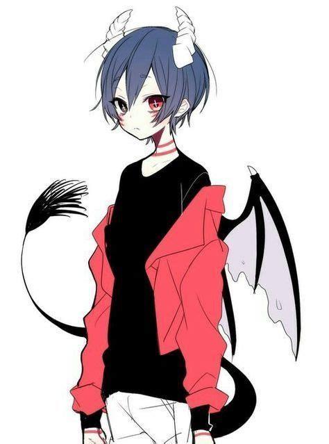 pin  yunavivii  anime boys anime anime devil