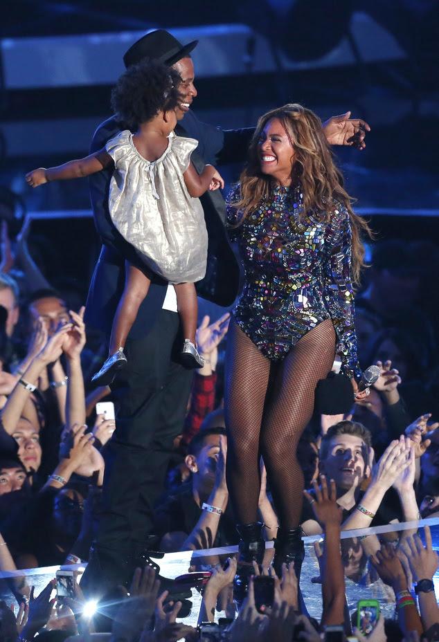 Beyoncé, Blue Ivy, Jay-Z