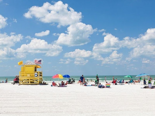 ICYMI: 3 Tampa Bay Area Beaches Named Top In U.S.