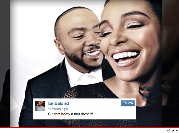 Timbaland Wife Back Together