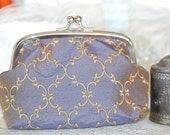 French Bleu Silk