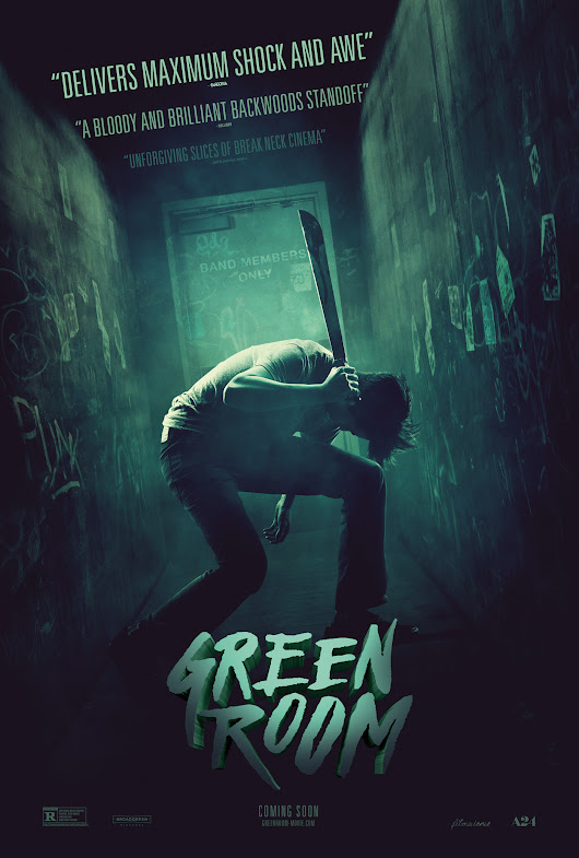 Green Room - Riley Central