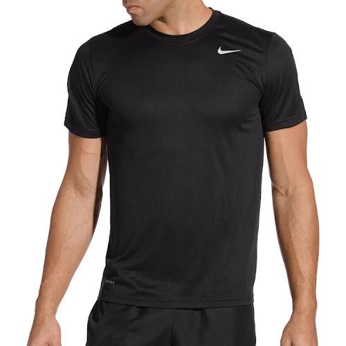 Men's Black Nike Legend 2.0 Training Shirt - L