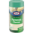 Kraft Grated Cheese 100% Real Parmesan Cheese 8 Oz Shaker