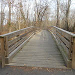 Walkway at Government Island, Stafford, VA