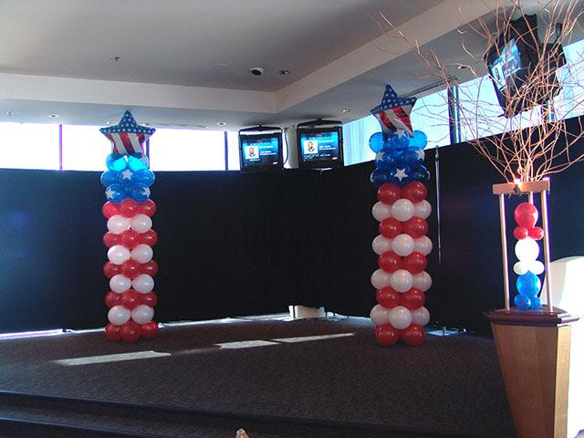 Pepsi Center Balloonatics