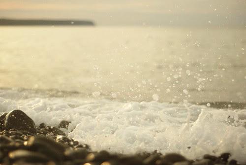 sea spray