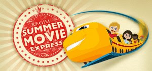 Regal Free Summer Movies 300x141 Regal Theaters:  Summer Movie Express $1 Kids Ticket