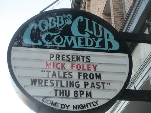 March 21: The Marquee
