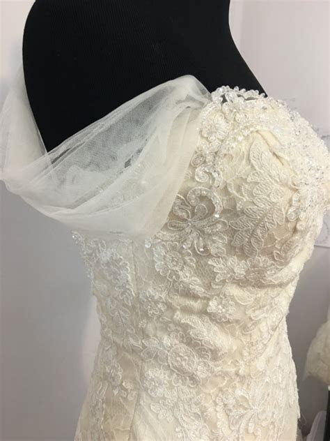 Detachable Wedding Dress Sleeves, Bridal Sleeves ,Off