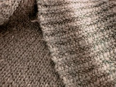 variegated brown jumper - acrylic wool polyester