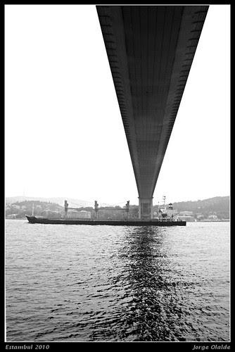 The Bosphorus Bridge, Istanbul