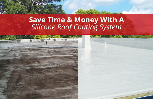 Save Time & Money with a Silicone Roof Coating System | HomeGuard Roofing & Restoration