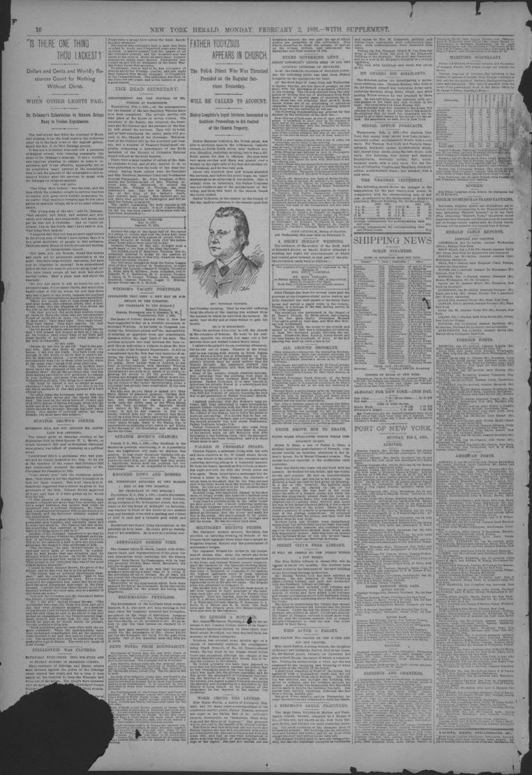 Review And Herald Feb18,1890 - February 26 2020 Willapa Harbor Herald And Pacific County Press ...