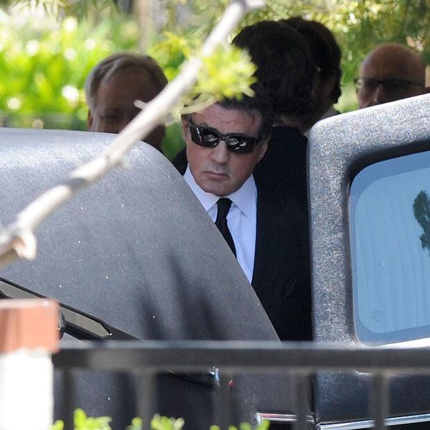 Sylvester Stallone (Foto: Splash News)