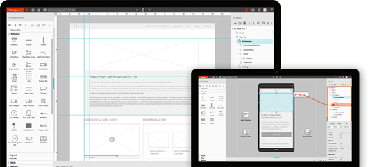 Top 5 Wireframing Tools for Designers | Inspirationfeed