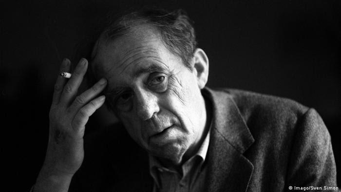 Schriftsteller Heinrich Böll GER (Imago/Sven Simon)