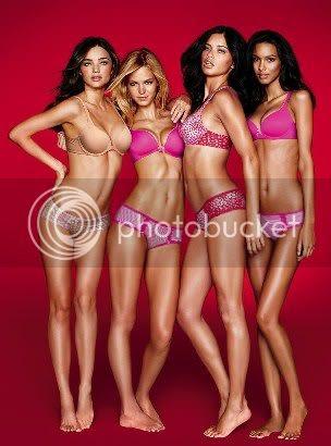 Victoria's Secret 2012 Valentine's Day Catalogue
